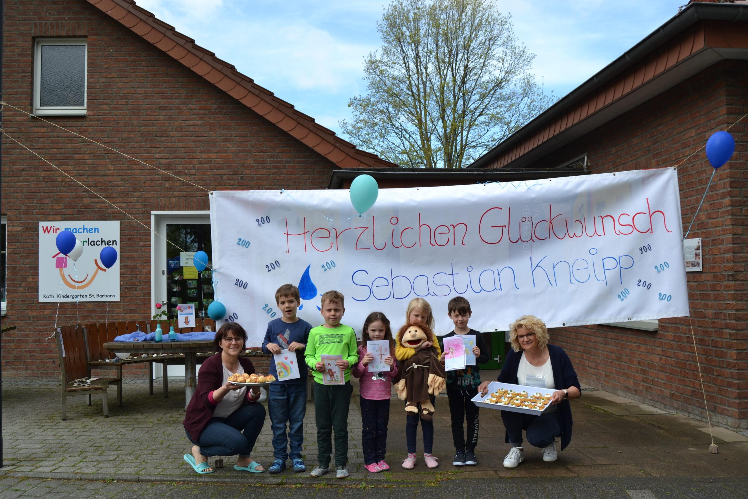 Ein besonderer Geburtstag: 200 Jahre Sebastian Kneipp